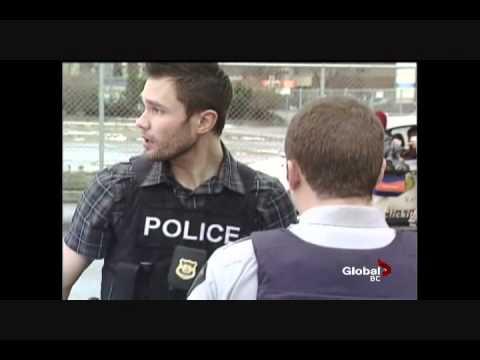 Kelowna RCMP Police Brutality