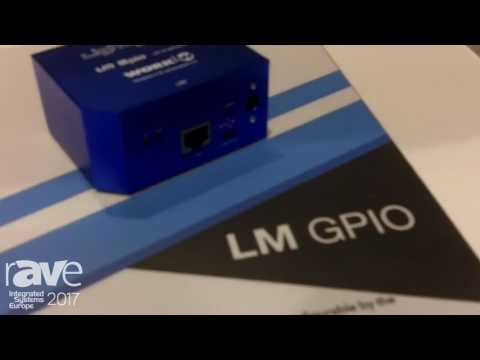 ISE 2017: Work Pro Introduces LM GPIO and LM Serial Ethernet to GPIO and Serial Converters