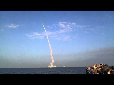 Discovery Shuttle launch from Titusville, FL