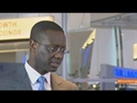 Prudential's Thiam Says China Has a `Key Role' to Play