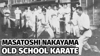 Old School Karate-do. Part 1