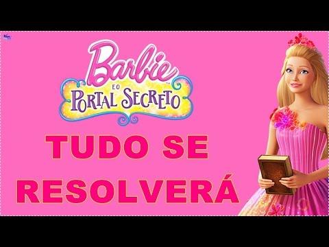 Música - Tudo se resolverá - Barbie e o Portal Secreto 2014