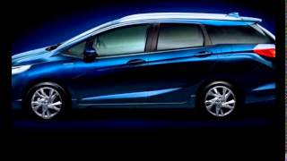All-New Honda Jazz Shuttle Station Wagon