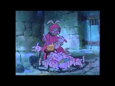 Disney - Robin Des Bois - A Nottingham