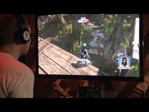 E3 2013: Assassin's Creed 4 - Multiplayer-Gameplay von der Messe