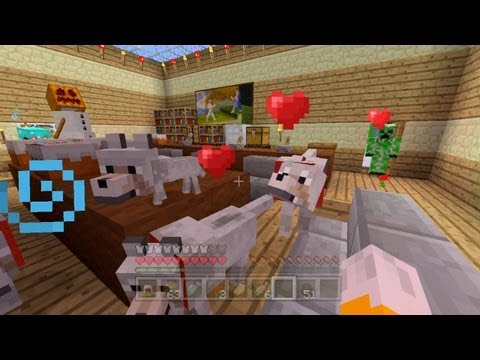 Minecraft Christmas Day 45