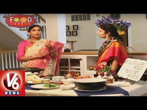 Cauliflower Rice & Tomato gravy | Healthy Food Recipes | Food Corner | V6 News