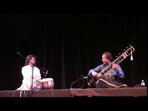 Sitar Maestro Ustad Shahid Parvez Khan - Raag Chandrakauns (...