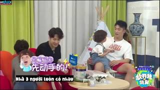 [FMV] Cặp đôi Cảnh Du & Jackson - Let me go Baby season 3
