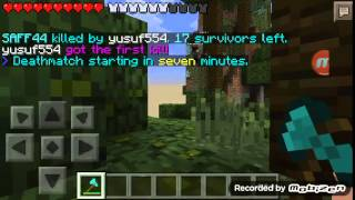 Vip vipe-Minecraft hunger games #9
