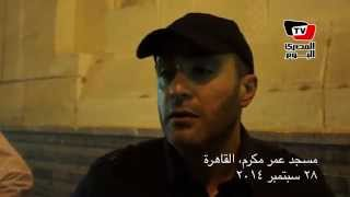 أحمد السقا فى عزاء خالد صالح: أهدانا كل شئ حتى «قلبه»