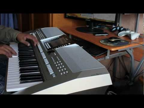Digu Dasa Dutuwama - Yamaha Psr S910 video