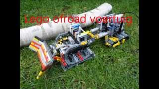 LEGO Powerfunctions - Offroad vehicle All-TERRAIN