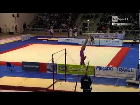 Brenna Dowell (USA) AA UB 2013 Jesolo - AA