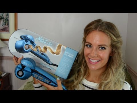 BaByliss Miracurl: Review & Demo