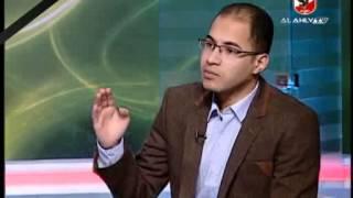 حسام زايد يكشف تناقض موقف رئيس الزمالك مع الوايت نايتس