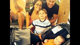 video What a cutie! Jenelle Evans finally introduced her baby boy Kaiser via Instagram on Thursday, July 24, one month after welcoming the bundle of joy with boyfr...