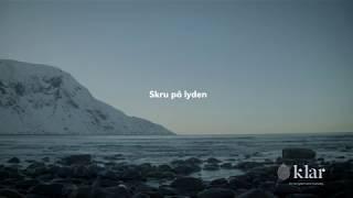 Klar - Bølger - Sove lenge