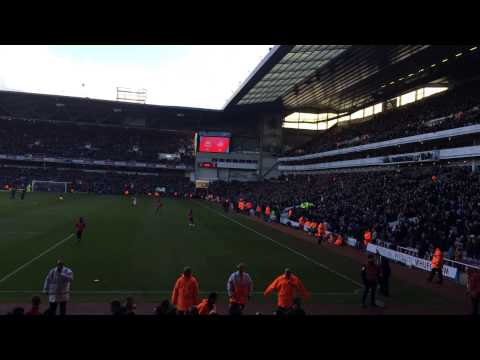 Final Whistle at West Ham United 2 Swansea City 0