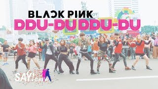 Download Lagu KPOP IN PUBLIC CHALLENGE BLACKPINK (블랙핑크) - DDU-DU DDU-DU (뚜두뚜두) Boys n Girls vers by SAYCREW Gratis STAFABAND