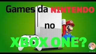 Jogos do NINTENDO no XBOX ONE? mais games no Xbox Gamepass e muito mais...