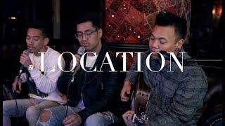 Download Lagu Location - Khalid (Cover) ft. JRA & Elmer Abapo   AJ Rafael Gratis STAFABAND