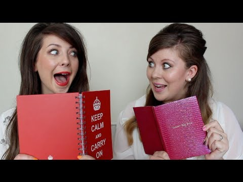 Tag : The Friendship Test (with SprinkleofGlitter) | Zoella