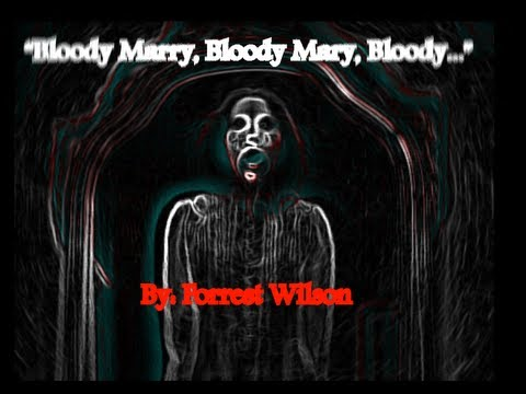9 Minute Halloween Horror Background Music Bloody Mary Bloody...