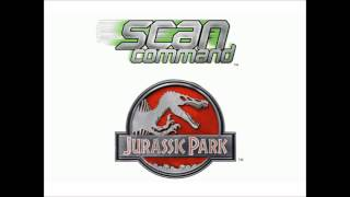 Jurassic Park Scan Command Soundtrack - Area 2 and Credits Theme