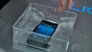 CES 2013_ How Liquipel Will Make Your Phone Waterproof
