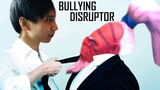 BULLYING DISRUPTOR STREAM (SingSing Dota 2 Highlights #1152)