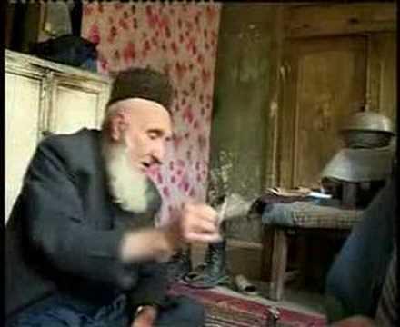 Isaac the Afghan Jew heals a Tajik soldier's wife