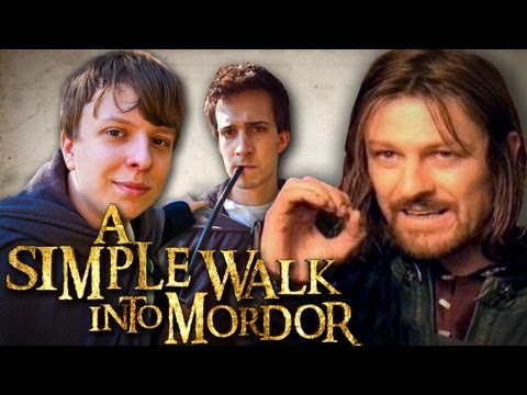 A Simple Walk Into Mordor: Episode 1