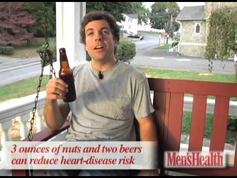 Health Benefits of Nuts and Beer