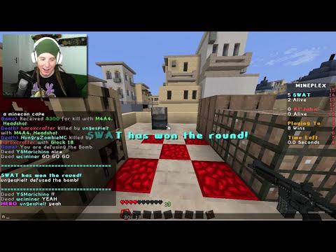 Counter-Strike in Minecraft! mit GermanLetsPlay & H0llyLP | ungespielt