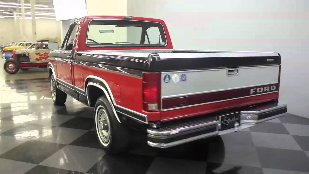 1834 1986 Ford F 150 Final - YouTube