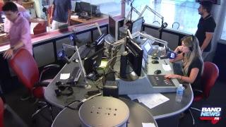 Em luto, BandNews FM noticia morte do amigo Ricardo Boechat