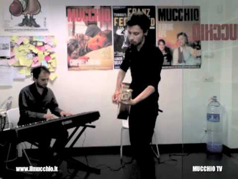 Guido Maria Grillo – Canzone per me (live @ MUCCHIO TV)