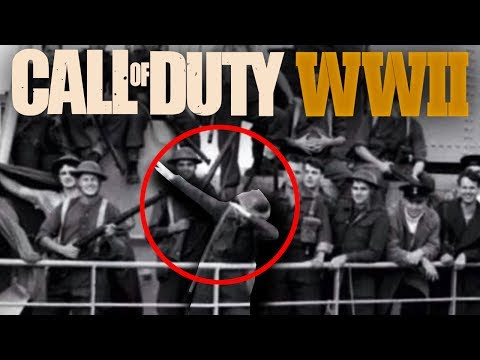 NO DABBING IN CALL OF DUTY WW2 CONFIRMED!