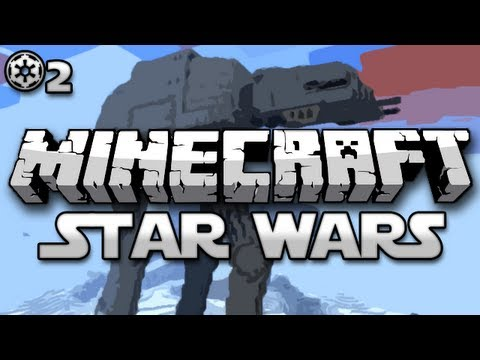 Minecraft: Star Wars Adventure w/ Mark Part 2 - Using the Force