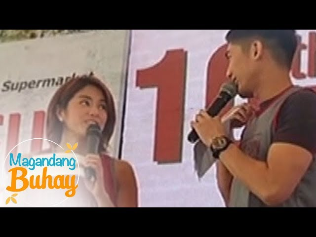 Magandang Buhay: Robi's message for Gretchen during the Binibining Pilipinas 2017
