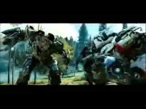 la muerte de optimus prime transformers 2 latino