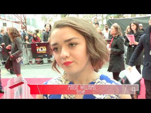 The Falling - Maisie Williams, Carol Morely & Florence Pugh - BFI LFF interviews