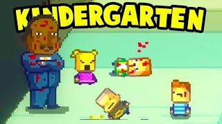 Kindergarten  - ELIMINATING EVERY KID AT SCHOOL! Teacher's Quest - Kindergarten Gameplay Part 4
