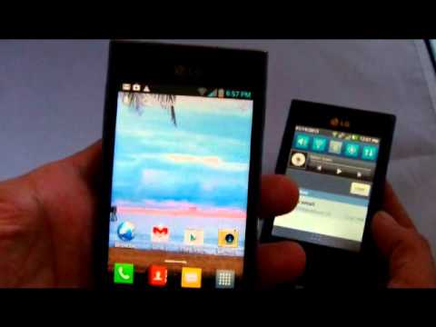 Straight Talk GSM LG Optimus Extreme Review