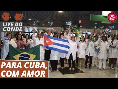 Live do Conde: Para Cuba, com amor