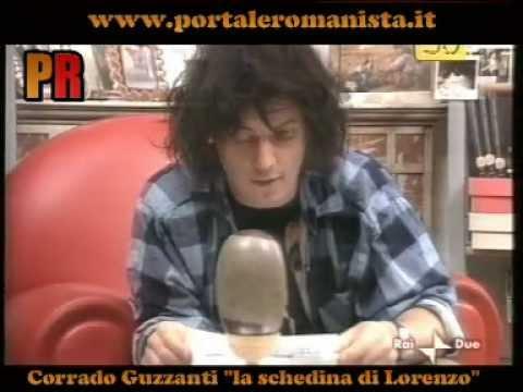 Corrado Guzzanti – La schedina di Lorenzo