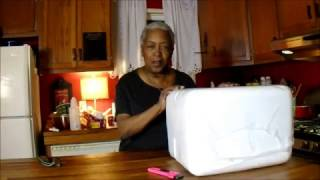 Unboxing Omaha Steaks