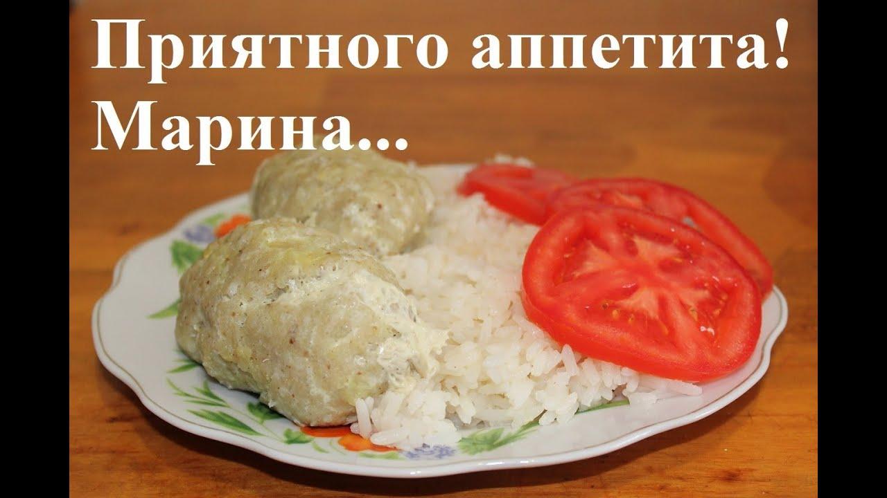 Котлеты из рыбы с рисом рецепт с пошагово