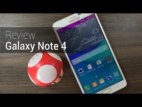 Análise: Galaxy Note 4 | Review do Tudocelular.com